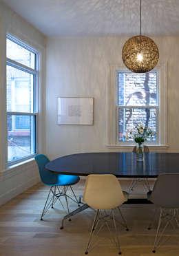 Dining Room: scandinavian Dining room by STUDIO Z