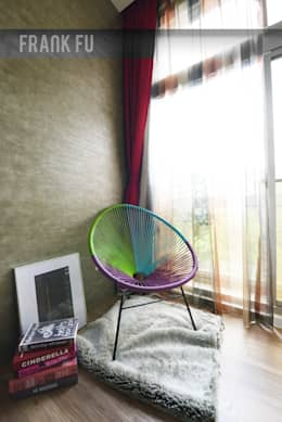 modern Bedroom by 中孚 設計 / FRANKFU INERIOR DESIGN