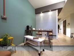modern Dining room by 中孚 設計 / FRANKFU INERIOR DESIGN