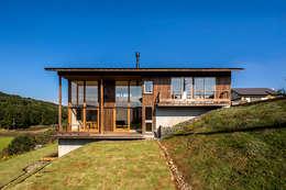 喜連川・桜ヶ丘の家: 中山大輔建築設計事務所/Nakayama Architectsが手掛けた家です。