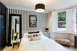 Bedroom: classic Bedroom by GK Architects Ltd
