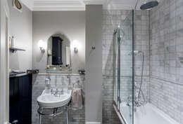 classic Bathroom by GK Architects Ltd