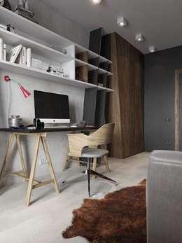 Ruang Kerja by casas eco constructora