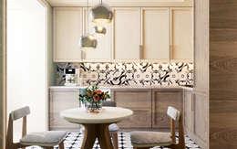 Кухня: Кухни в . Автор – Zikzak Design Studio