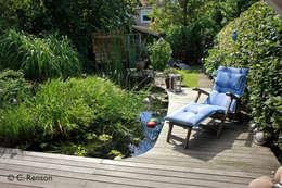 Projekty,  Ogród zaprojektowane przez dirlenbach - garten mit stil