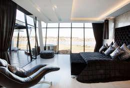 modern Bedroom by FRANCOIS MARAIS ARCHITECTS