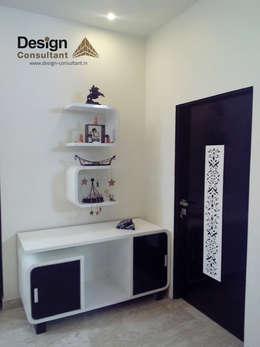 غرفة المعيشة تنفيذ Design Consultant