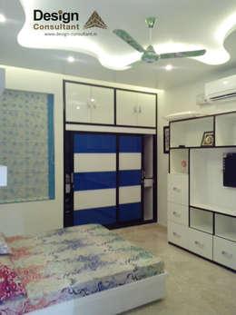 Kids Room: modern Bedroom by Design Consultant