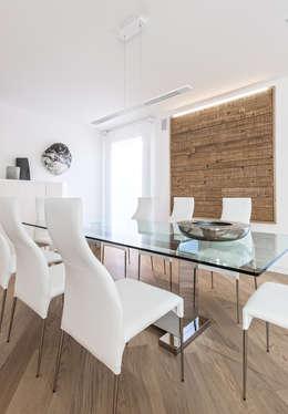 Ruang Makan by BRANDO concept