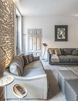 غرفة المعيشة تنفيذ BRANDO concept