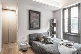 غرفة نوم تنفيذ BRANDO concept