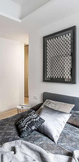 modern Bedroom by BRANDO concept