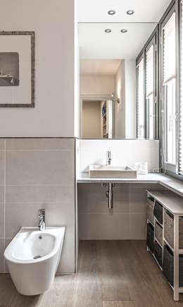 modern Bathroom by BRANDO concept