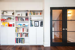 Bickford Park: modern Study/office by Solares Architecture