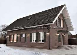 Вид 1. Экстерьер.: Дома в . Автор – hq-design