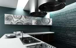 Cocinas de estilo moderno por MODOS HOGAR