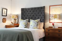 Paarl - Eclectic Country: eclectic Bedroom by kojabu