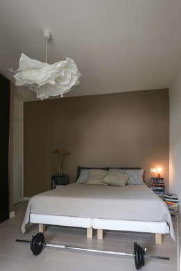 غرفة نوم تنفيذ MAMESTUDIO
