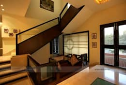 Our Exclusive Designs: asian Living room by 4 Lotus Interior