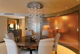 Our Exclusive Designs: modern Dining room by 4 Lotus Interior