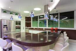 مطبخ تنفيذ Arquiteto Aquiles Nícolas Kílaris