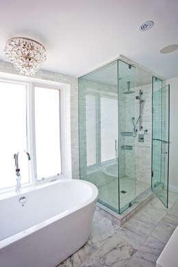 modern Bathroom by Collage Designs