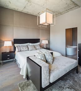 modern Bedroom by Collage Designs