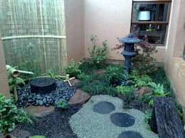 WIGGILL : asian Garden by Japanese Garden Concepts