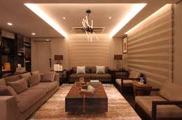 Contemporary Home design: classic Living room by Design House
