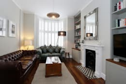 Phòng khách by Clara Bee