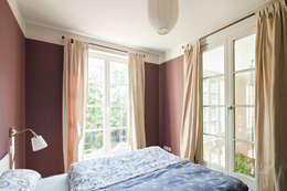 Dormitorios de estilo clásico por Müllers Büro
