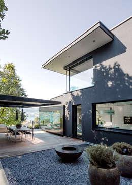 Terras door meier architekten