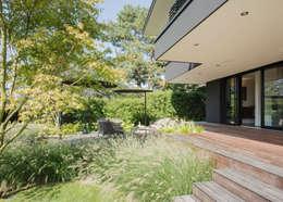 modern Garden by meier architekten