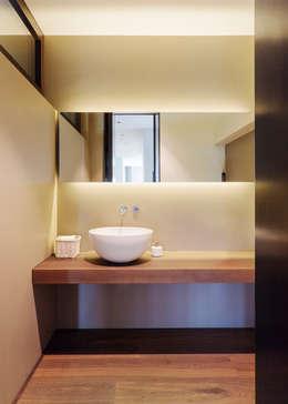 moderne Badkamer door meier architekten