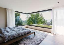 moderne Slaapkamer door meier architekten
