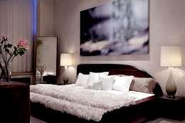 Brooklyn Loft: modern Bedroom by Joe Ginsberg