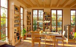 غرفة المعيشة تنفيذ Müllers Büro