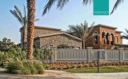 Doğancı Dış Ticaret Ltd. Şti. – Abu Dhabi'deki projemiz: kırsal tarz tarz Evler