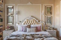 classic Bedroom by design studio by Mariya Rubleva