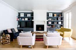 ห้องนั่งเล่น by ATTIK Design