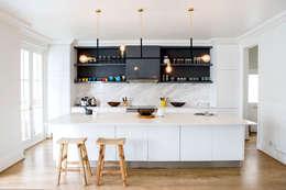 scandinavian Kitchen by ATTIK Design