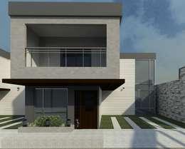 Casas de estilo minimalista por Diseño Store