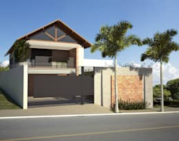 modern Houses by canatelli arquitetura e design