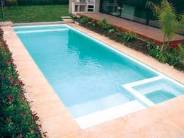29 fotos de casas com piscina para se inspirar for Piscinas p 29 villalba