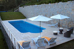 modern Pool by Soleo