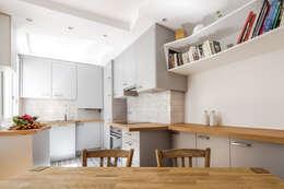 Cozinhas modernas por Florence Gaudin architecte