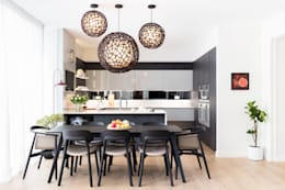 modern Dining room by Black and Milk | Interior Design | London
