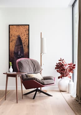 modern Living room by Black and Milk | Interior Design | London