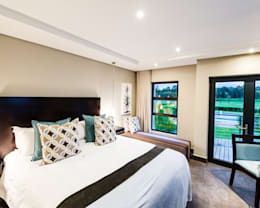 The Fairway Hotel :  Hotels by Nowadays Interiors