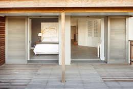 غرفة نوم تنفيذ JSD Interiors